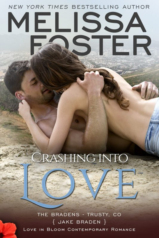Crashing Into Love (The Bradens at Trusty, CO)