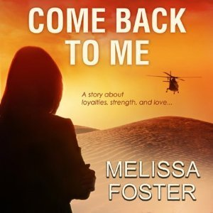 Come Back to Me – AUDIOBOOK