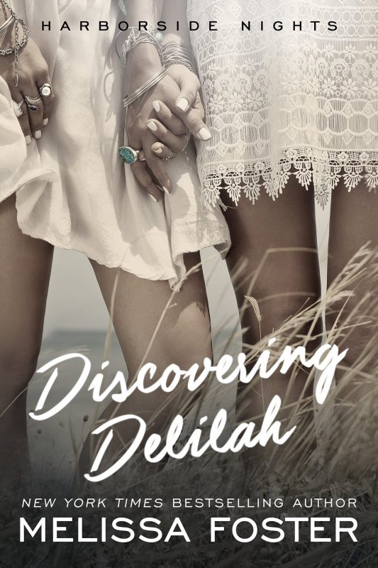 Discovering Delilah (Harborside Nights, Book Two)