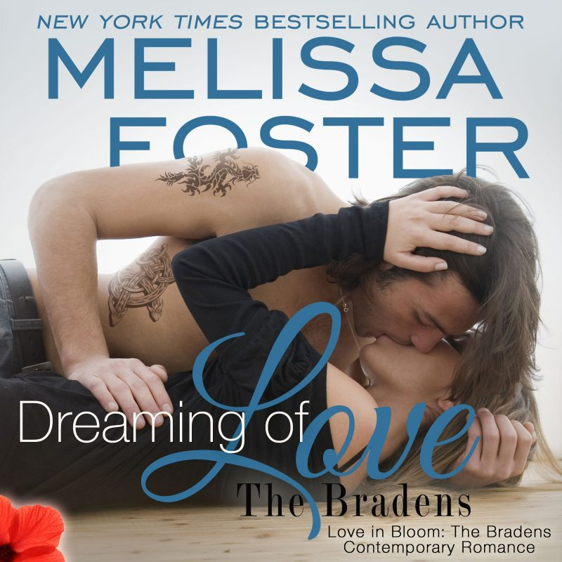 Dreaming of Love (The Bradens at Trusty, CO) AUDIOBOOK narrated by B.J. Harrison