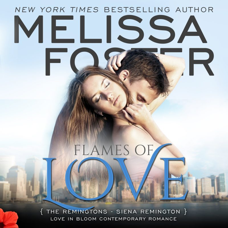 Flames of Love (The Remingtons, Book Three) – AUDIOBOOK
