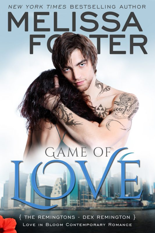 GAME OF LOVE (Love in Bloom: The Remingtons)