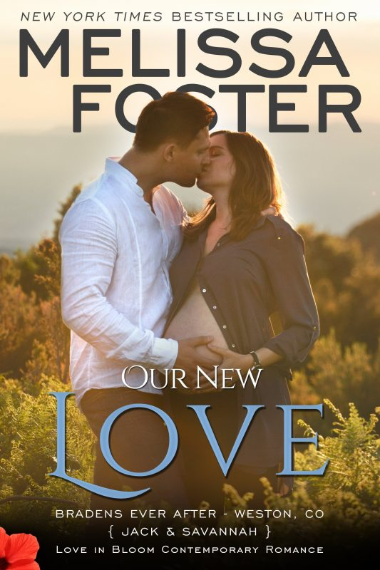 OUR NEW LOVE (The Bradens, Novella Collection)