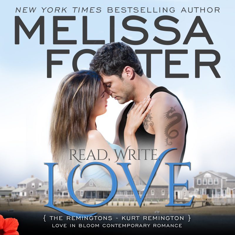 Read, Write, Love (The Remingtons, Book Five) – AUDIOBOOK