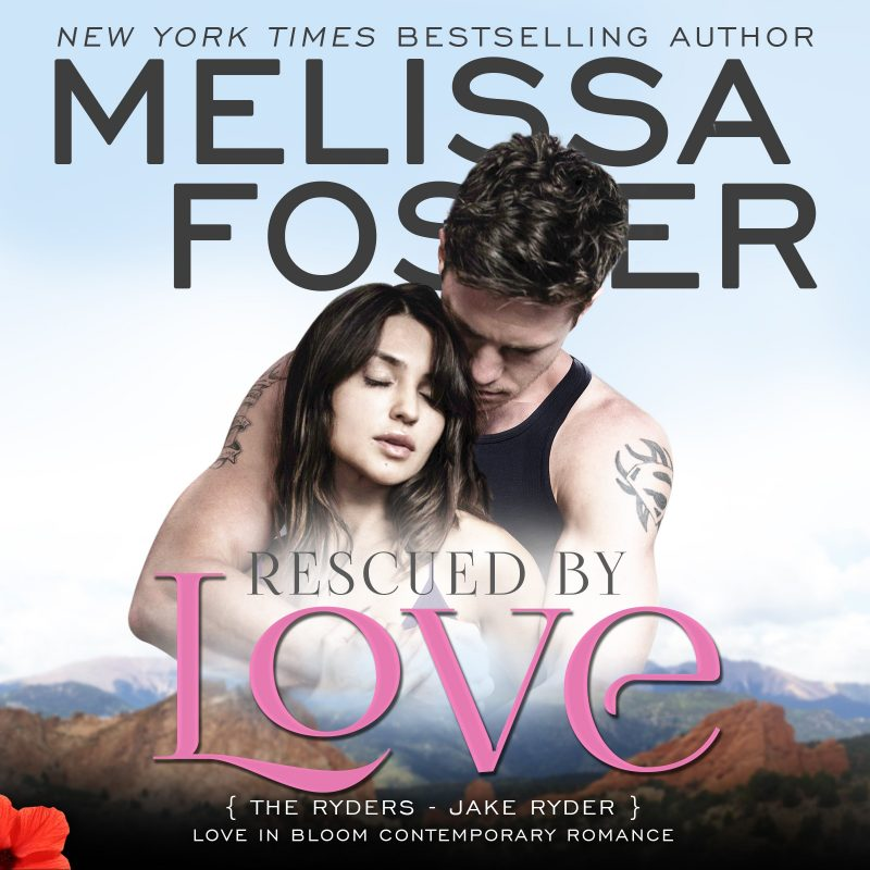 Rescued by Love (The Ryders, Book Four) – AUDIOBOOK