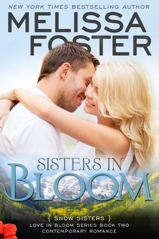 SISTERS IN BLOOM (Snow Sisters, Book Two)