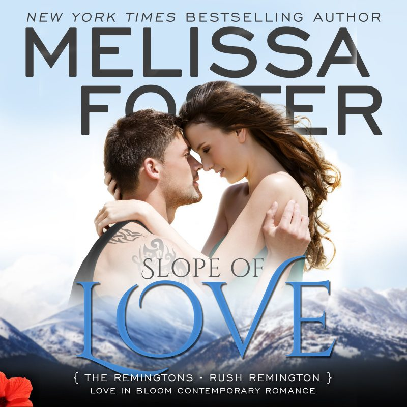 Slope of Love (The Remingtons, Book Four) – AUDIOBOOK