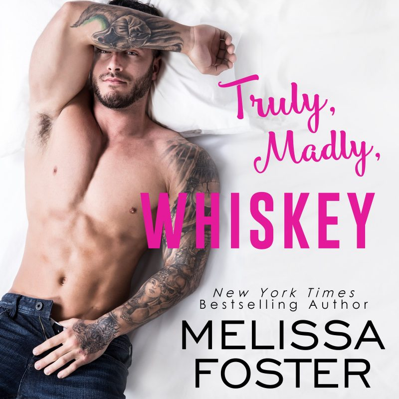 Truly, Madly, Whiskey – AUDIO BOOK