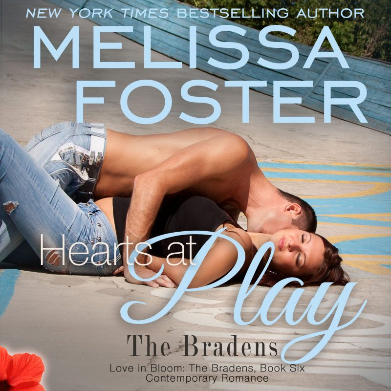 Hearts at Play (The Bradens, Book Six) – AUDIOBOOK