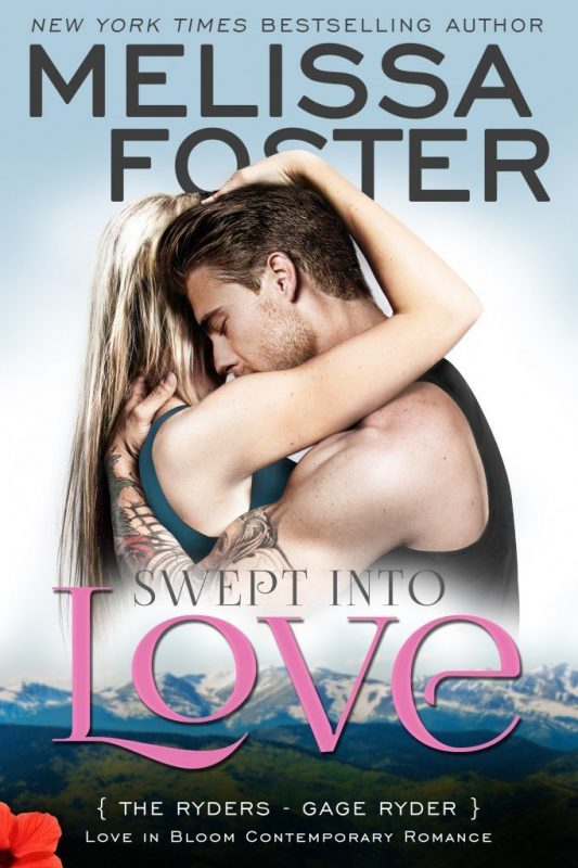 Swept Into Love (The Ryders)