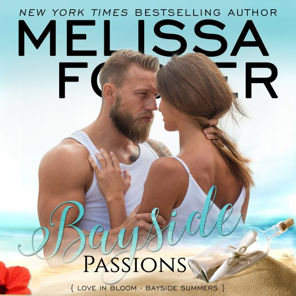 Bayside Passions – AUDIO BOOK