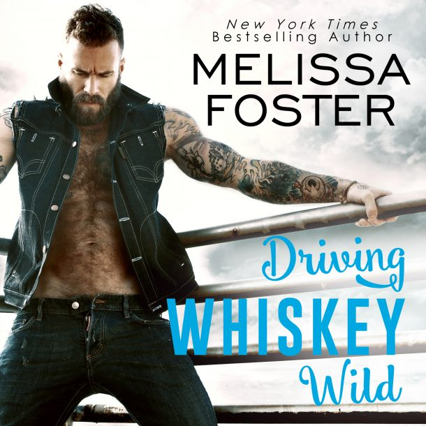 Driving Whiskey Wild – AUDIO BOOK