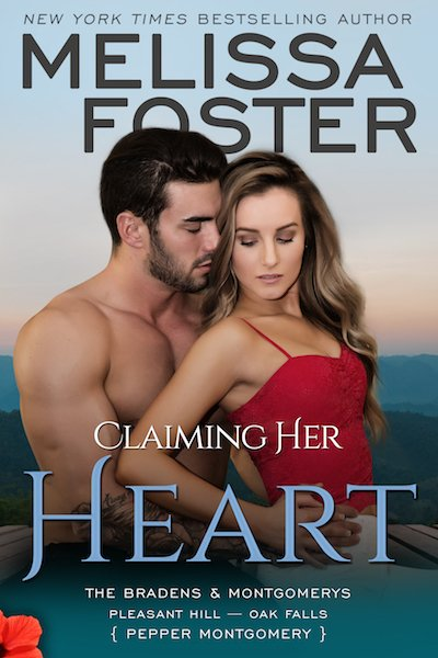Claiming Her Heart – The Bradens & Montgomerys (Pleasant Hill – Oak Falls)
