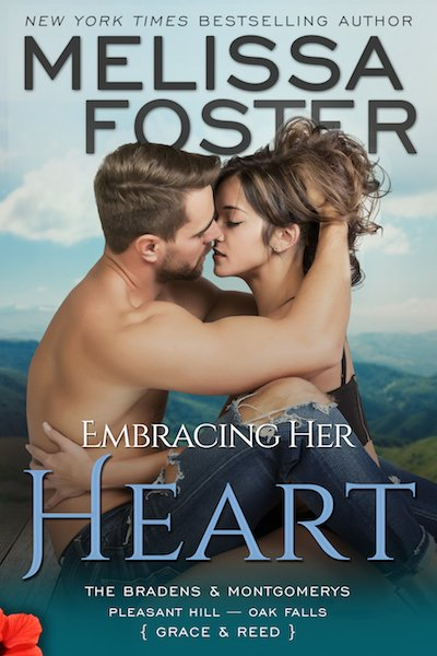Embracing Her Heart – The Bradens & Montgomerys (Pleasant Hill – Oak Falls)