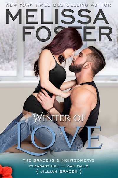 Winter of Love – The Bradens & Montgomerys (Pleasant Hill – Oak Falls)