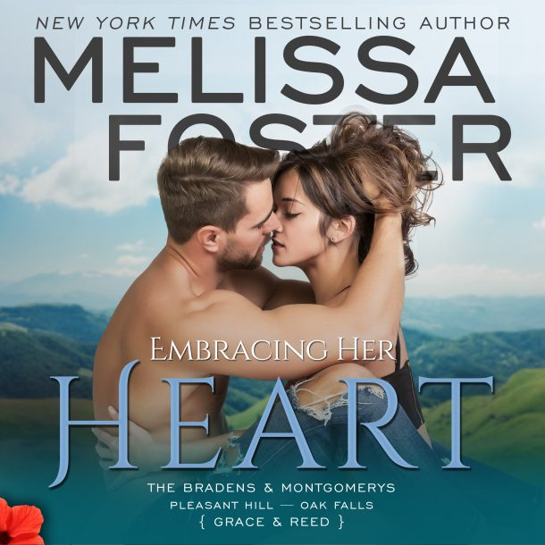 Embracing Her Heart  – The Bradens & Montgomerys (Pleasant Hill – Oak Falls) – AUDIOBOOK