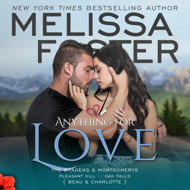 Anything For Love – The Bradens & Montgomerys (Pleasant Hill – Oak Falls) – AUDIOBOOK