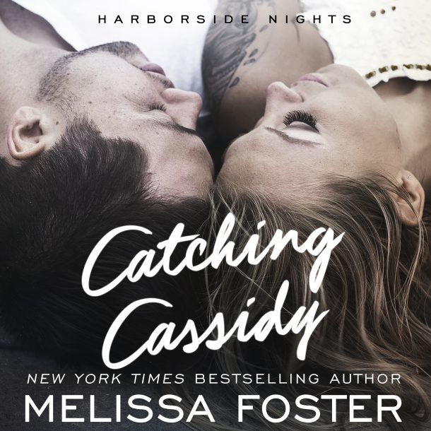 Catching Cassidy Audiobook (Harborside Nights, Book One)