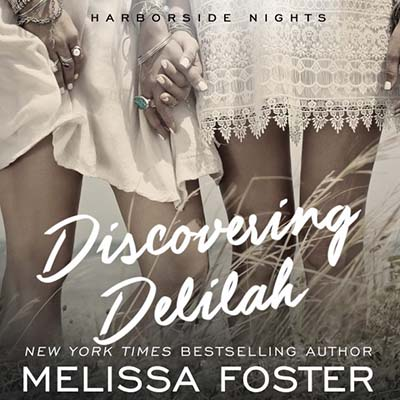 Discovering Delilah (Harborside Nights, Book Two) AUDIOBOOK