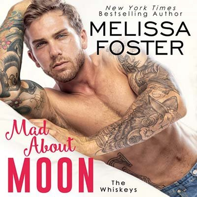 Mad About Moon AUDIOBOOK