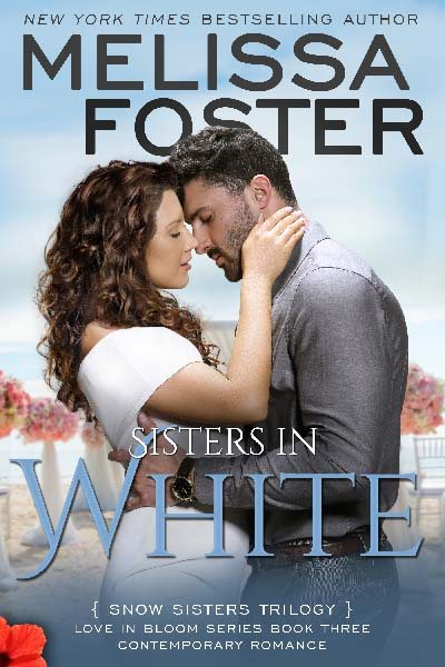 SISTERS IN WHITE (Snow Sisters, Book Three)