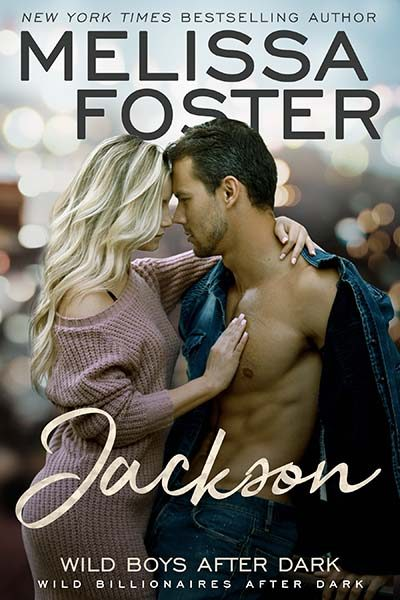 Wild Boys After Dark, Book Three (Jackson Wild)